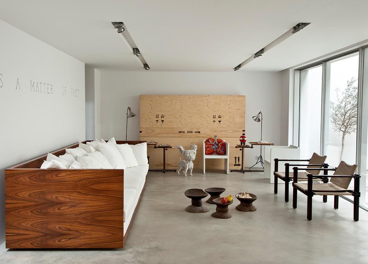 un salon en mode zen pour se ressourcer et trouver la qui tude. Black Bedroom Furniture Sets. Home Design Ideas
