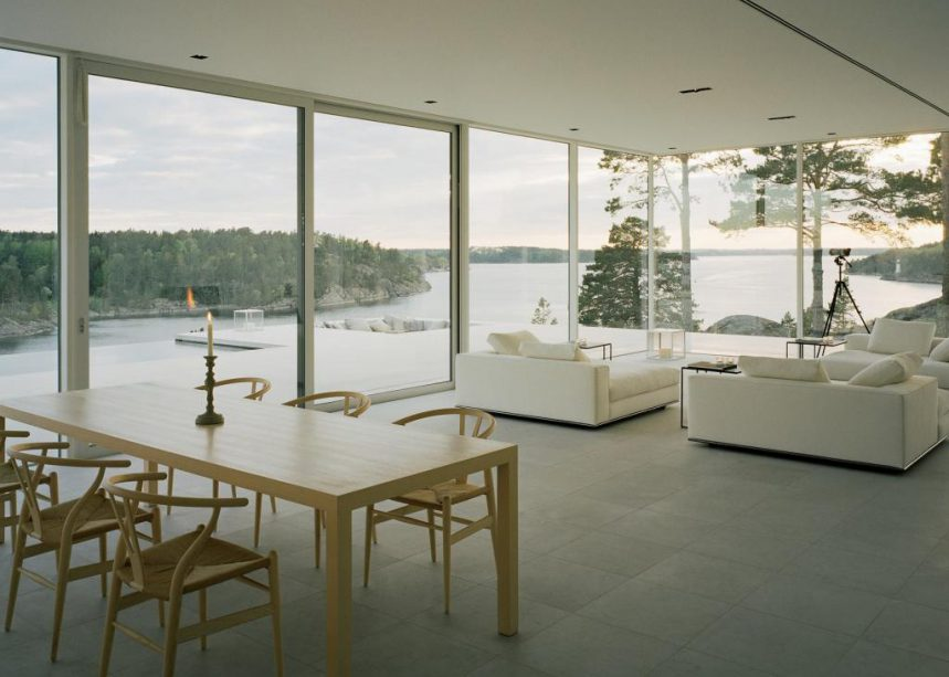 des vitrages tr s performants espaces contemporains. Black Bedroom Furniture Sets. Home Design Ideas