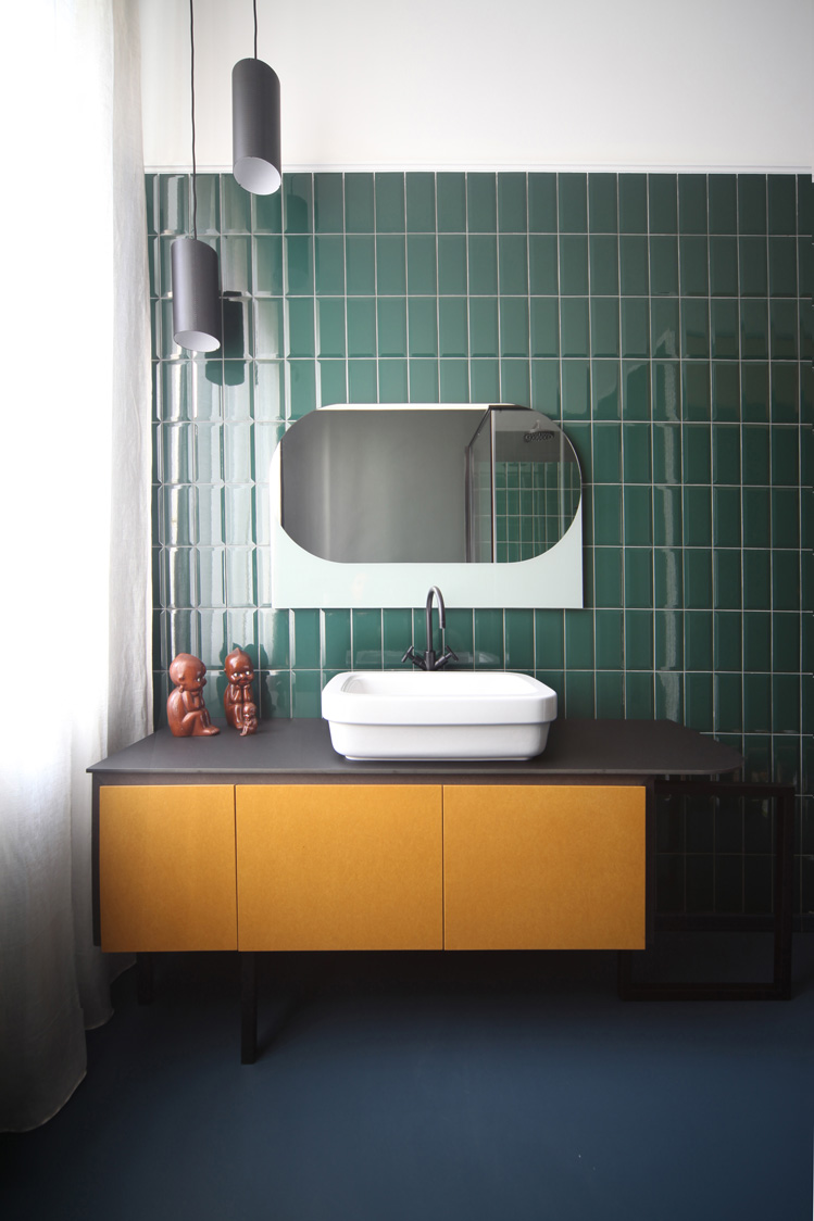 Bloc Salle De Bain Compacte ~ la salle de bains version mini espaces contemporains