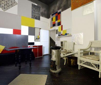 A Amersfoort: a maison natale de Mondrian. Design inspiration De Stijl