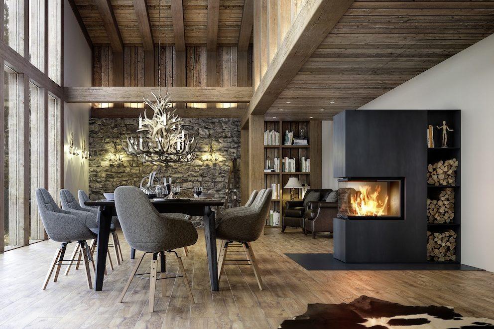 Poêle, cheminées, pellets, toutes les solutions pour le chauffage au bois
