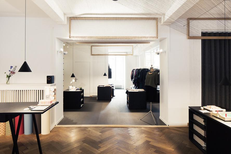 boutiques de mode suisses. Bottega Ethica.