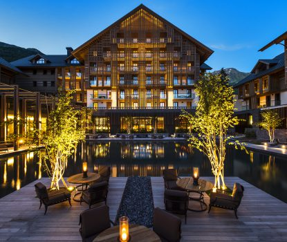 THE CHEDI, ANDERMATT (Uri)