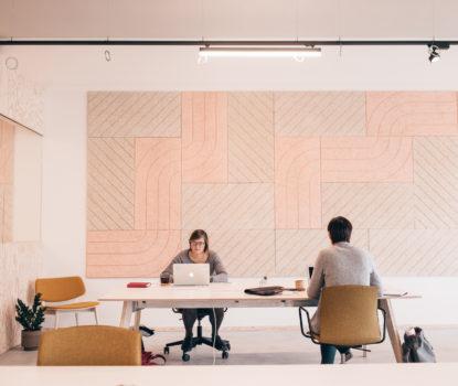 les plus beaux espaces de coworking en Suisse et ailleurs