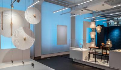 Vue de l'exposition OïpVue de l'exposition Oïphorie: atelier oï au Museum für Gestaltung