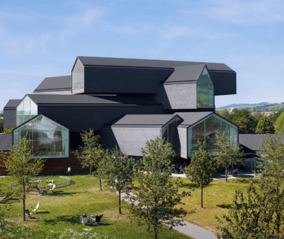 Vitra Campus, à Weil am Rhein
