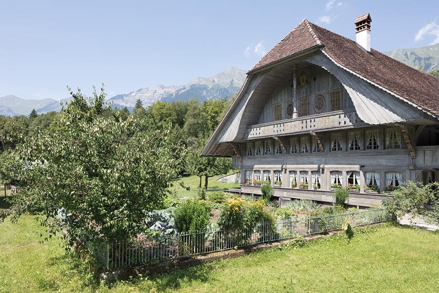 Musée en plein air de Ballenberg, Prix Schulthess, Espaces contemporains