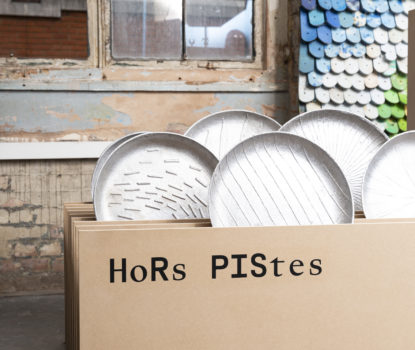 Hors Pistes, exhibition Design Switzerland at London designjunction Pro Helveti