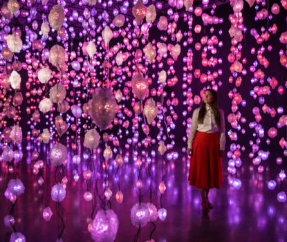 Les Rencontres d'Arles.. Pipilotti Rist Sip my Oce an Installation images