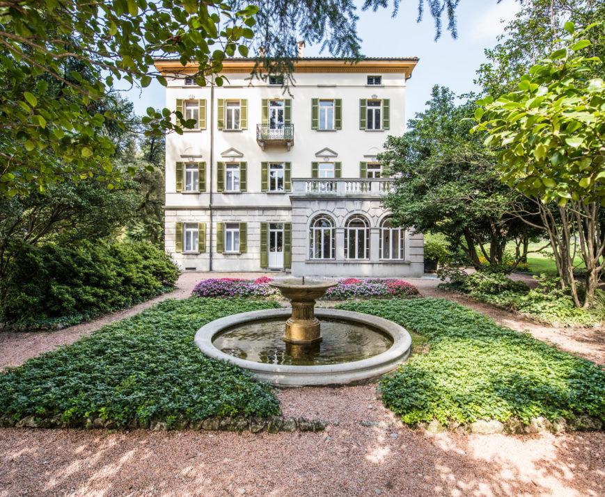 Musée VILLA DEI CEDRI Bellizona
