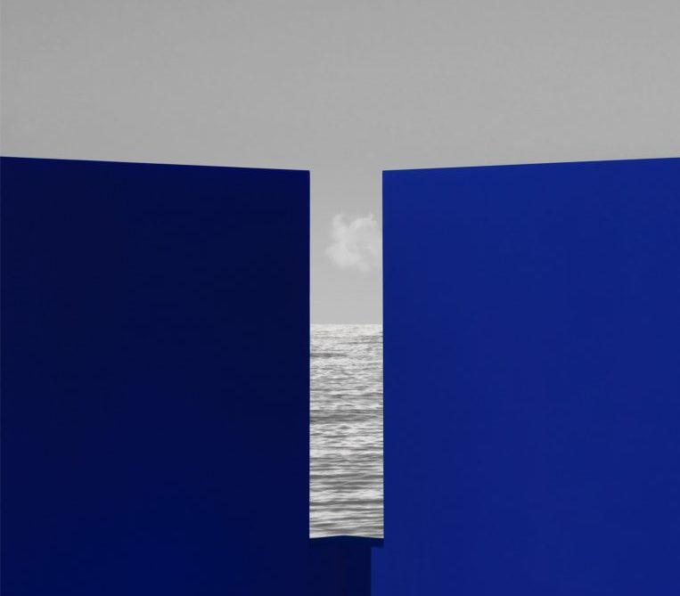Bleu Yves Klein par Ressource peintures