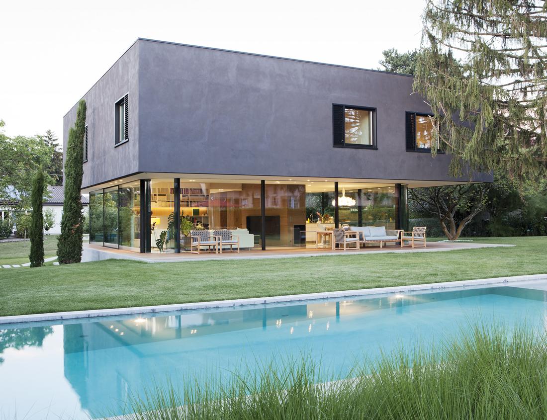 Exemple De Bardage Exterieur matériaux de façades: nos conseils pour bien choisir le