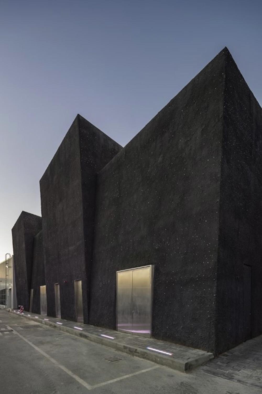 Concrete, Rem koolhaas