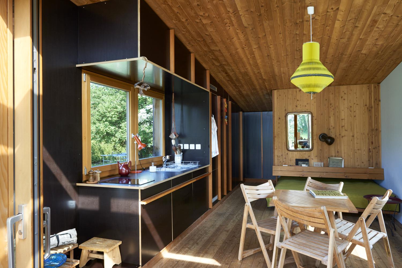 Maison atelier oï île de Saint-Pierre (Bienne)