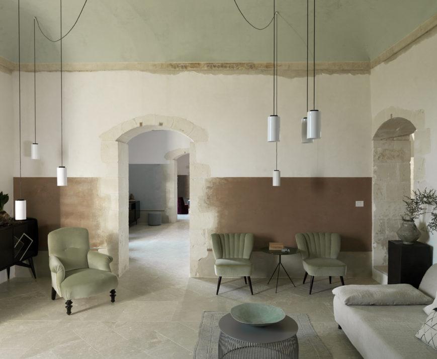 Belle maison en Sicile