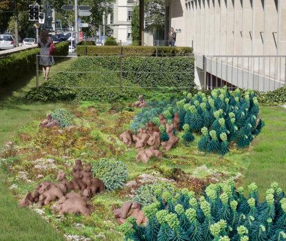 Lausanne jardins 2019