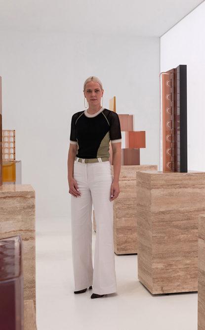 Sabine-Marcelis. Design Days. Espaces contemporains