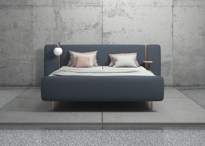La sélection d\'Espaces contemporains des plus beaux lits en ...