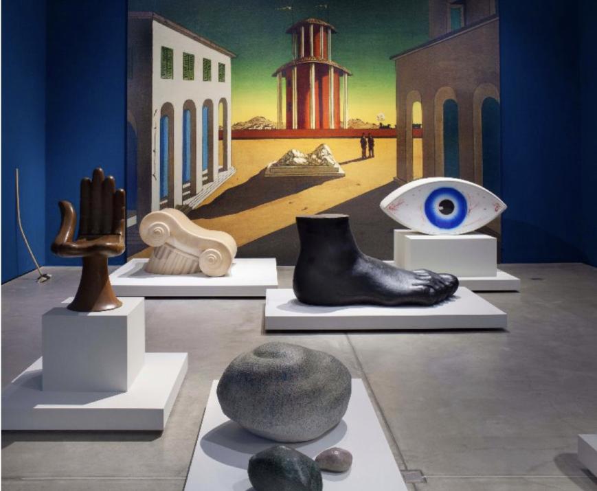 Objects of Desire. Surrealism and Design. Surréalisme et design au musée Vitra