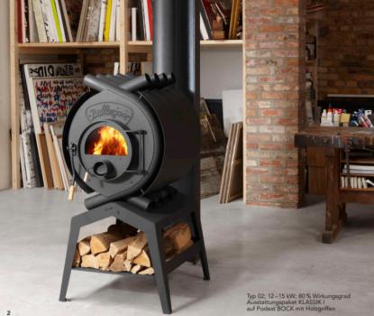 Poêle canadien. Poêles. Innovation technologique dans le chauffage au bois.