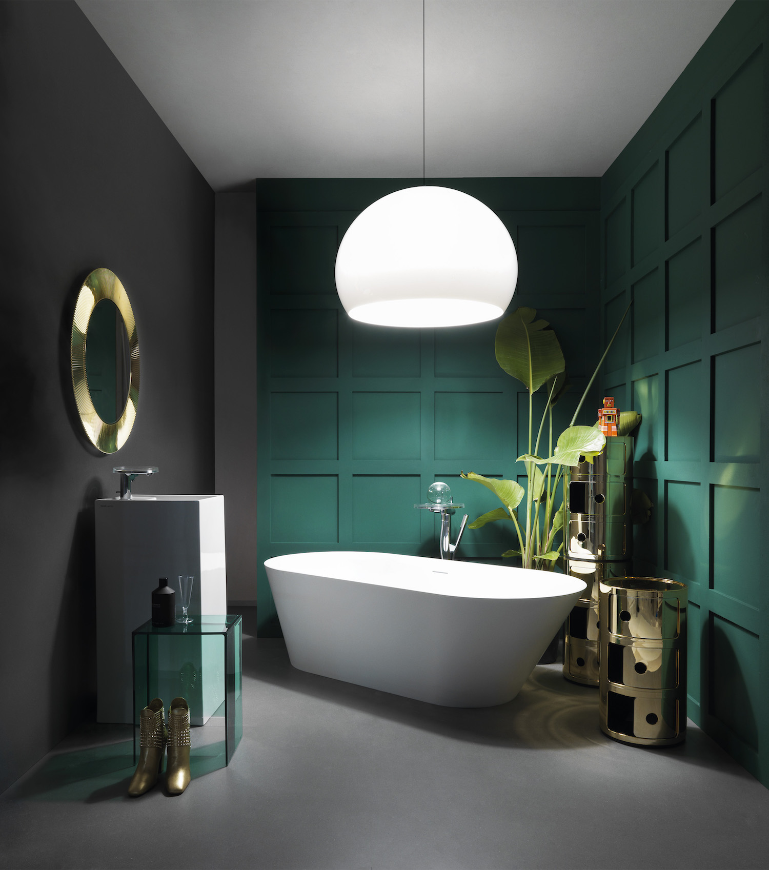 Collection Kartell by Laufen.