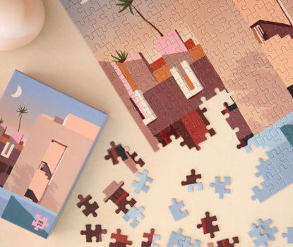 Les plus beaux puzzles, jeux de société, jeux d'adresse pour amateur d'Art et de design