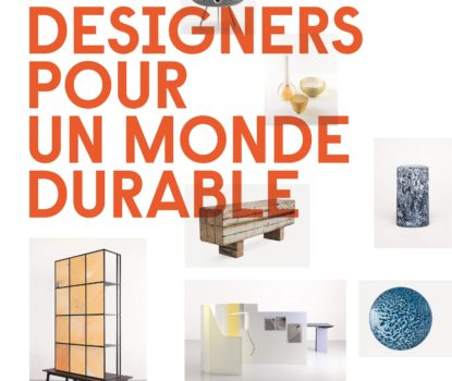 Couverture 75 designers pour un monde durable