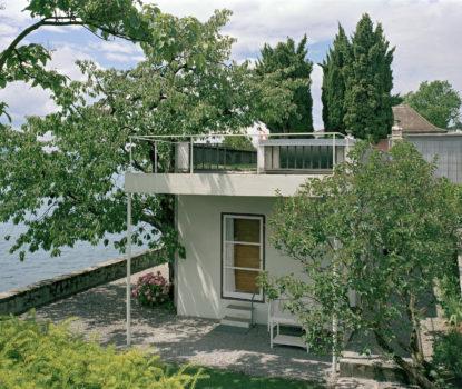 Villa «Le Lac» de Le Corbusier, Corseaux
