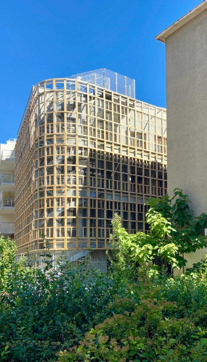 Crèche Justice, Paris. BFV Architectes