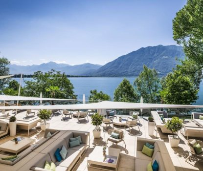 Les plus belles terrasses de Suisse