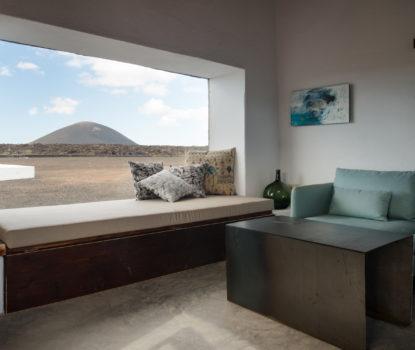 Belle maison d'hôtes style contemporain Lanzarote