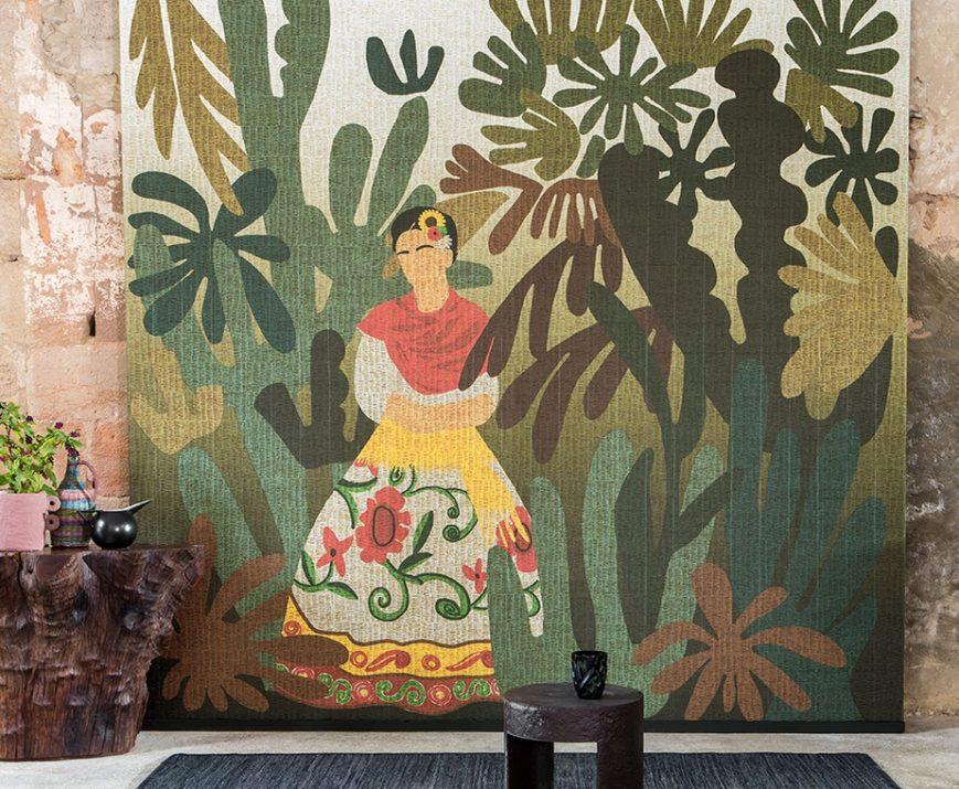 Décoration mexicaine. donner une touche ethnique et exotique grâce au papier peint