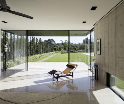 Maison 7 de Lande design