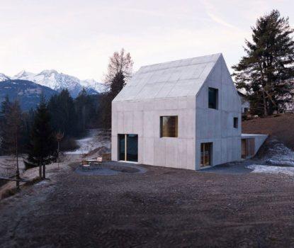 Maisons compactes. Architecture de l'essentiel suisse