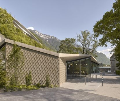 Architecte suisse prix Dreier Frenzel