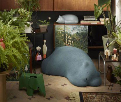 zoomorphisme, design de meuble et d'accessoire de décoration en forme d'animaux