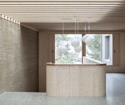 Construire en terre cuite. Architecture contemporaine écologique.