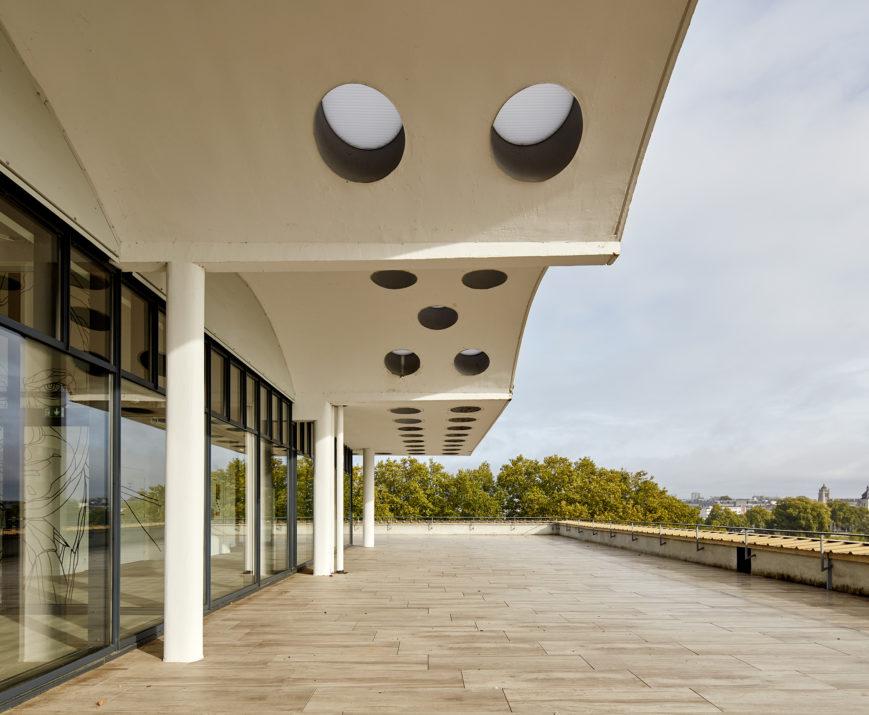 Jean Tschumi, un grand architecte qui fut une figure majeure de l'architecture suisse