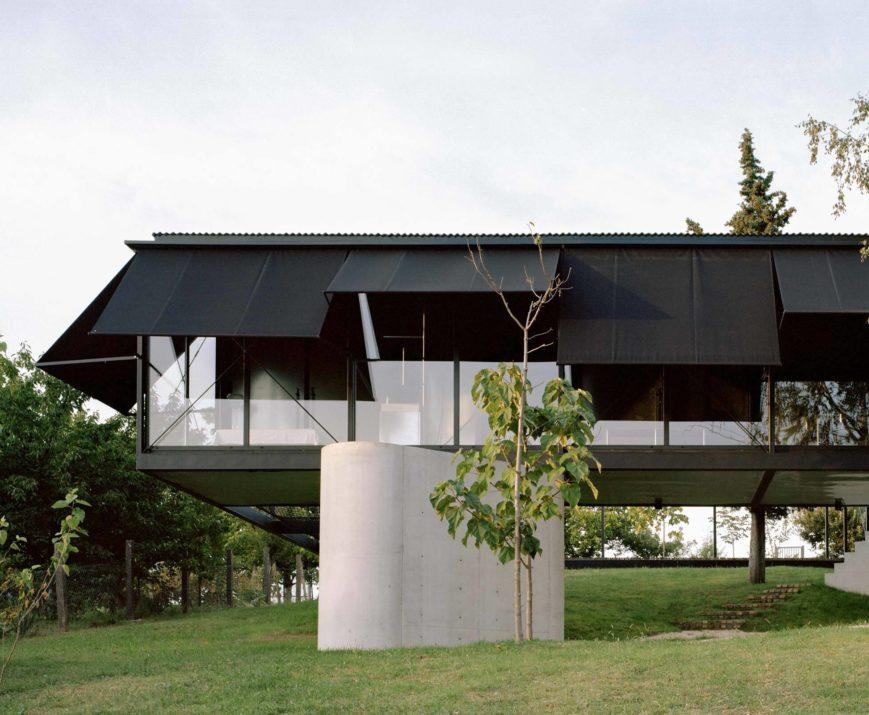 Jeune bureau d'architecture suisse prometteur