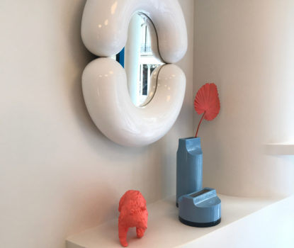 Design meuble, entre boudins et tubes courbés